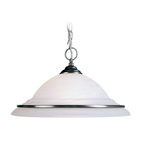 Livex Lighting Cambridge 1 Light Pendant