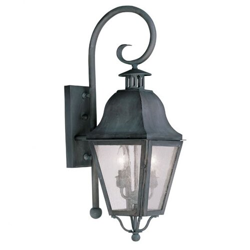 Livex Lighting Amwell Outdoor Wall Lantern