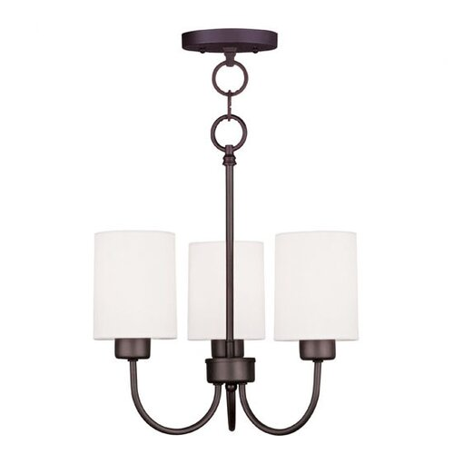 Livex Lighting Sussex 3 Light Convertible Chandelier