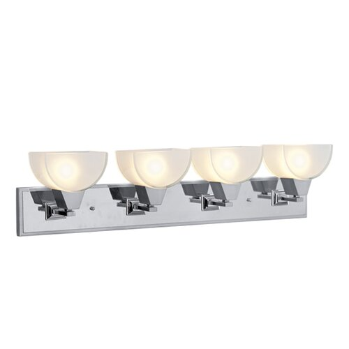 Livex Lighting Soho 4 Light Vanity Light