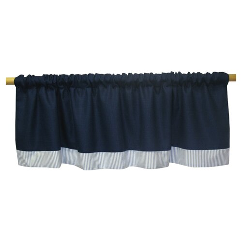 "Bebe Chic Luke 54"" Curtain Valance"