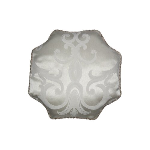 Arabesque Octagon Pillow