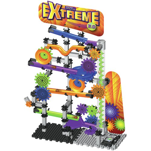 The Learning Journey Techno Gears Marble Mania Extreme 3.0
