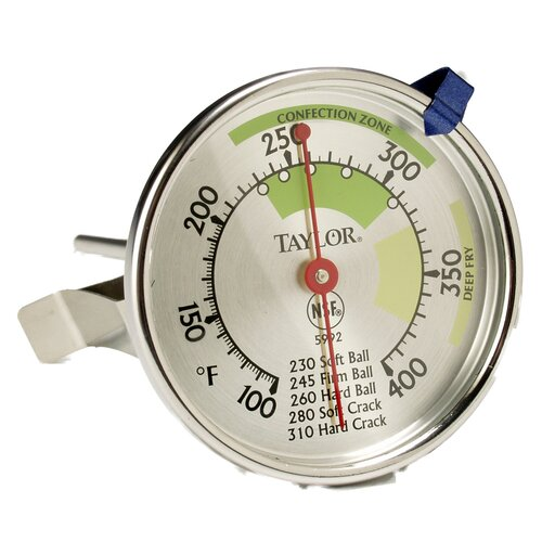 Taylor Five Star Commercial Candy-Deep Fry Thermometer
