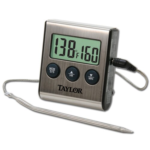 Digital Cooking Thermometer (Set of 6)