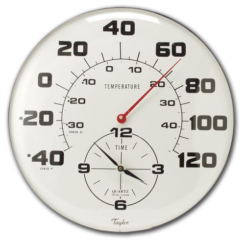 Outdoor Thermometers Wayfair
