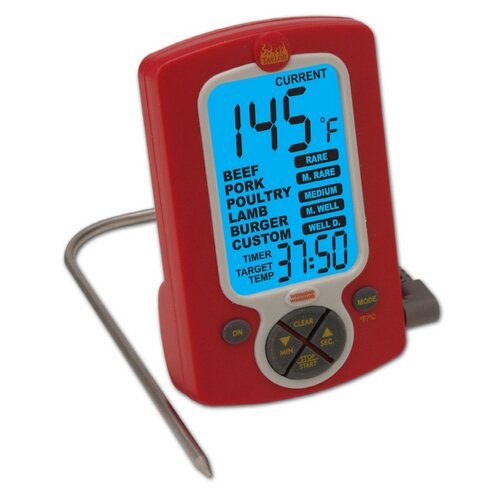Taylor Weekend Warrior Programmable Thermometer / Timer