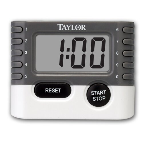 Taylor Classic 10 Key Digital Timer