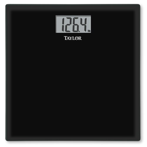 Digital Scale in Black