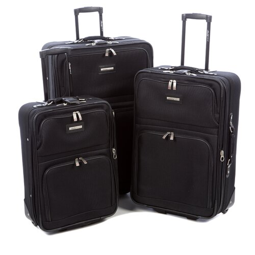 Traveler's Choice Voyager 3 Piece Travel Collection
