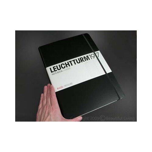 Kikkerland Leuchtturm Master Book