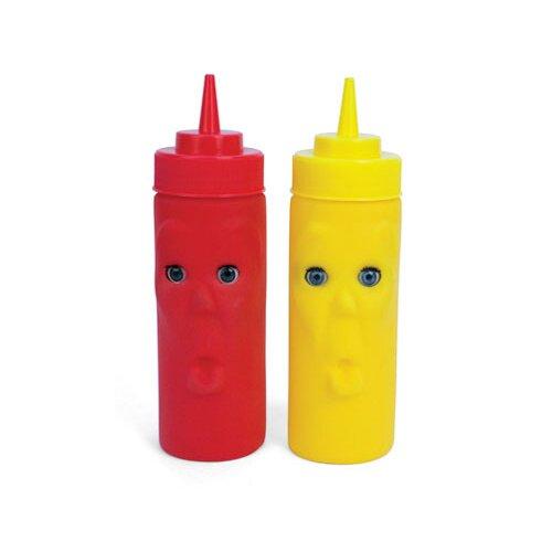 Kikkerland Blink Ketchup and Mustard
