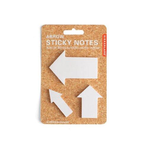 Kikkerland Sticky Notes