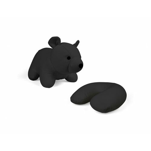 Kikkerland Zip and Flip Bear Head Rest
