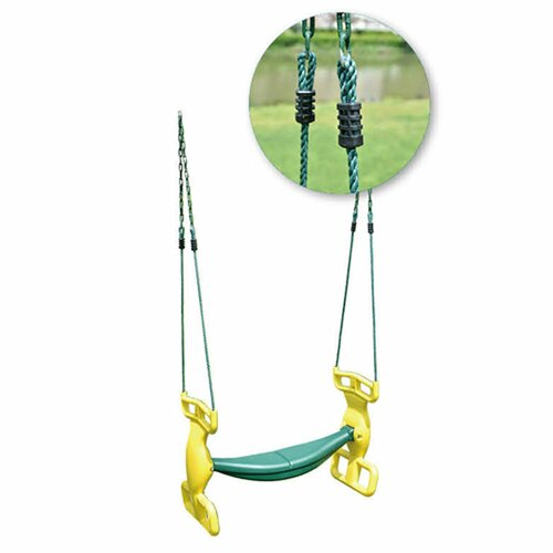 Back to Back Glider Swing Seat