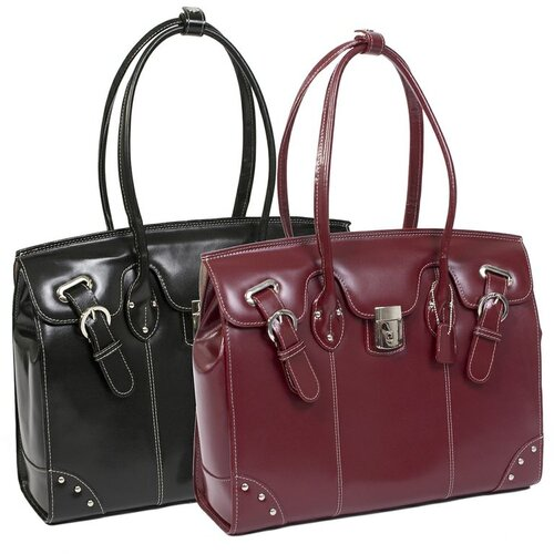 McKlein USA W Series McKlein USA Leclaire Ladies' Laptop Tote Bag