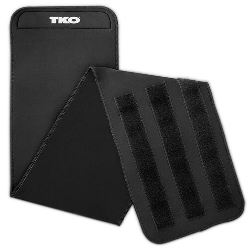 TKO Sports Men's Velcro Closure Slimmer Belt