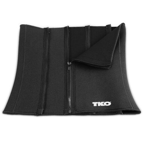 TKO Sports Men's Zipper Closure Slimmer Belt
