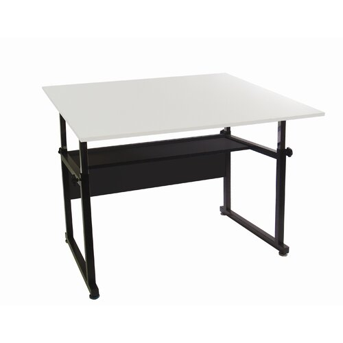 Martin Universal Design Ridgeline Professional Melamine Drafting Table