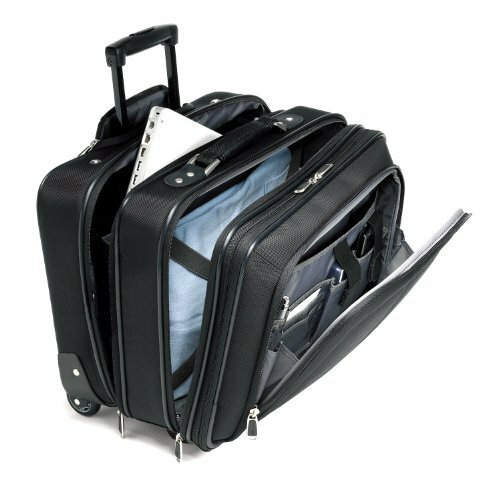 Samsonite Business One Mobile Office Laptop Briefcase