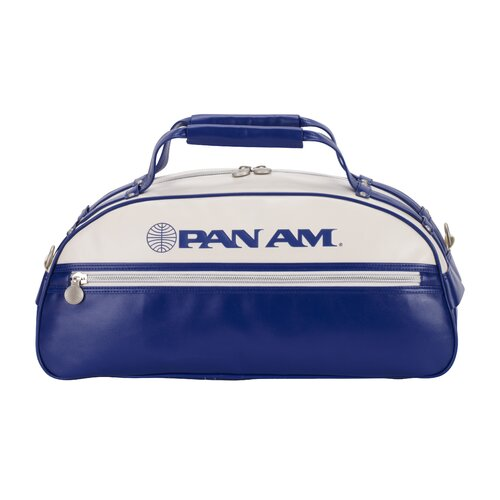 "Pan Am Originals 21"" Gym Duffel in Blue"