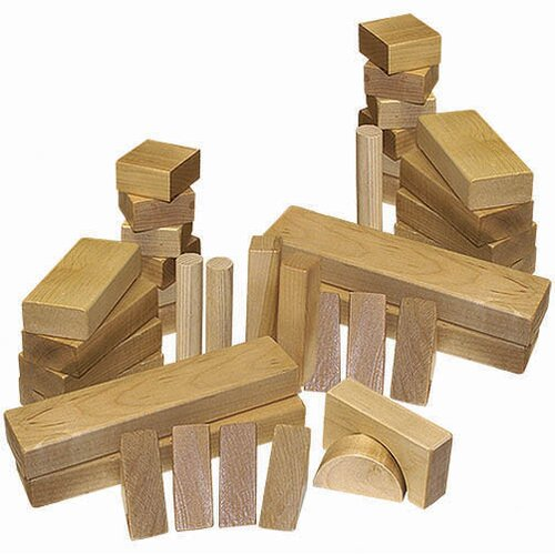 Holgate Toys 48 Pieces Block Set