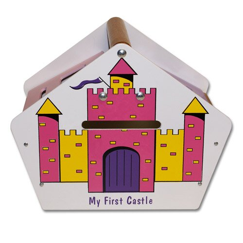 Holgate Toys My First Castle Pastel