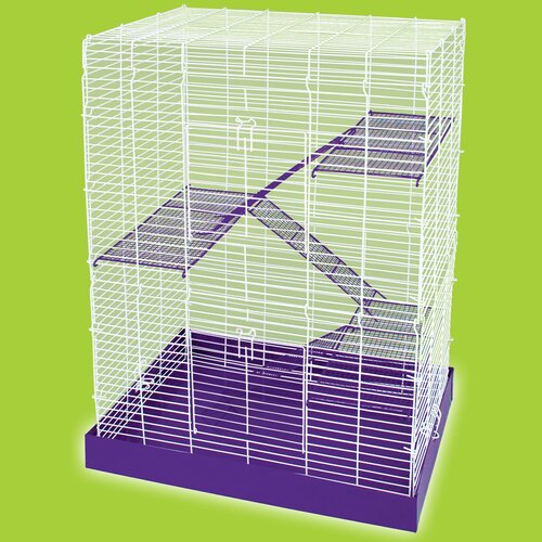 Ware Mfg 4-Story Chew Proof Small Animal Cage