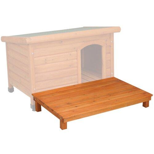 Patio for Premium Dog Houses