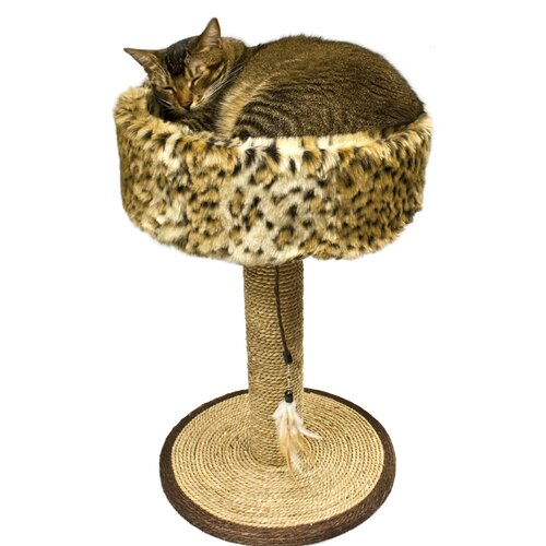 Ware Manufacturing Wild Sisal Cat Scratch and Sleep