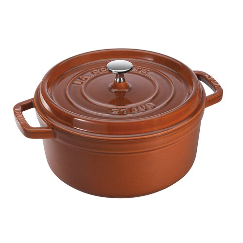 4-qt. Round Cocotte with Lid