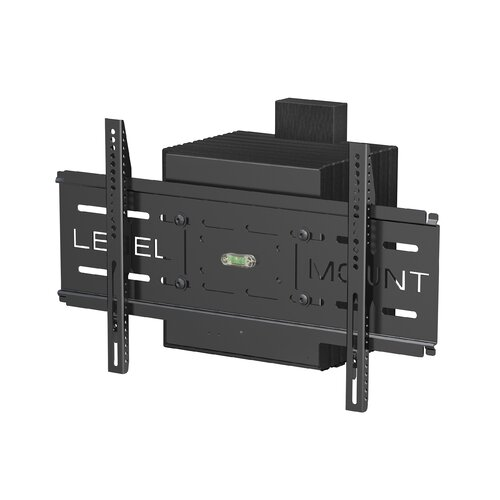 Motorized Full Motion Fixed Wall Mount for 26