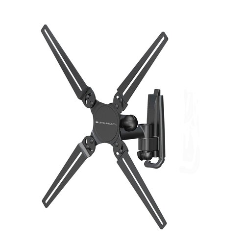 "Level Mount Full Motion Swivel Wall Mount for 10"" - 32"" Flat Panel Screens"