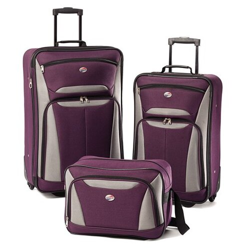 Fieldbrook II 3 Piece Luggage Set