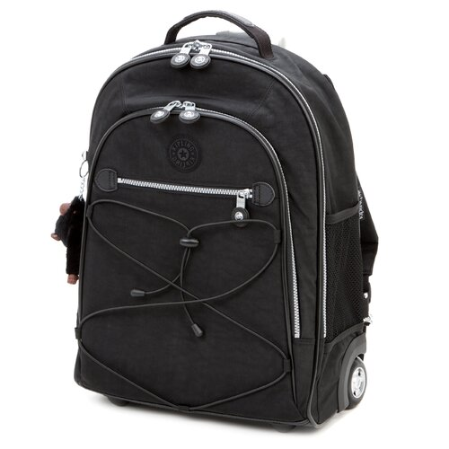 Kipling Basic Solid Sausalito Wheeled Backpack