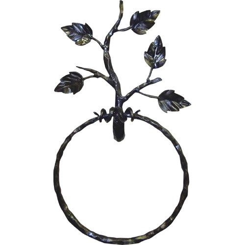 Quiescence Aspen Wall Mounted Towel Ring