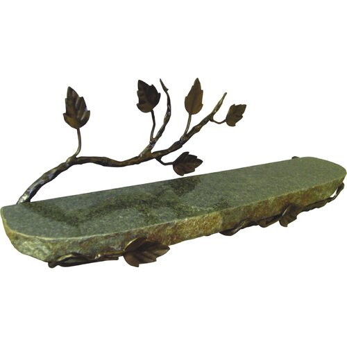 "Quiescence Aspen 20"" x 6"" Bathroom Shelf"