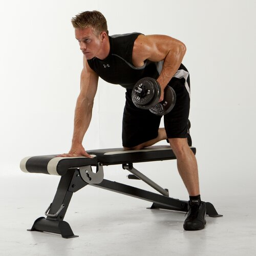 Marcy Deluxe Adjustable Utility Bench