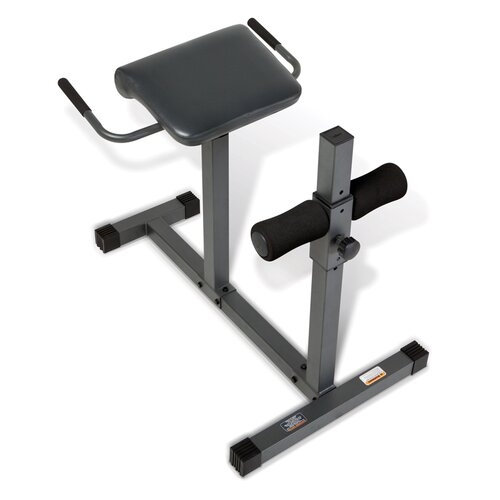 Apex Marcy Extension Flat Hyperextension Bench Chair