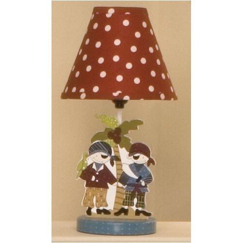 Cotton Tale Pirates Cove Decorator Table Lamp