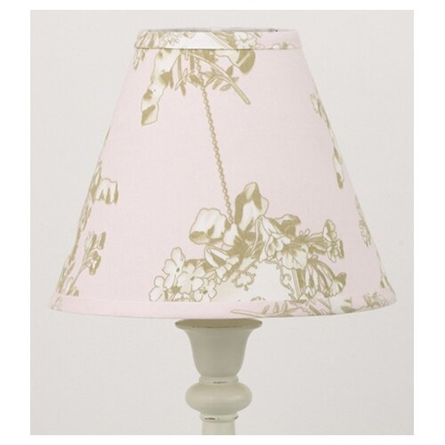Cotton Tale Lollipops and Roses Standard Lamp Shade by N.Selby