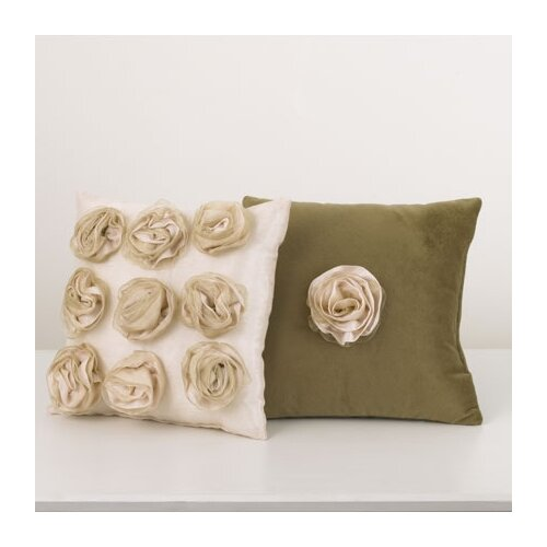 Lollipops and Roses Pillow Set
