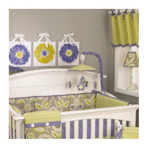 Cotton Tale Periwinkle Nursery Mobile