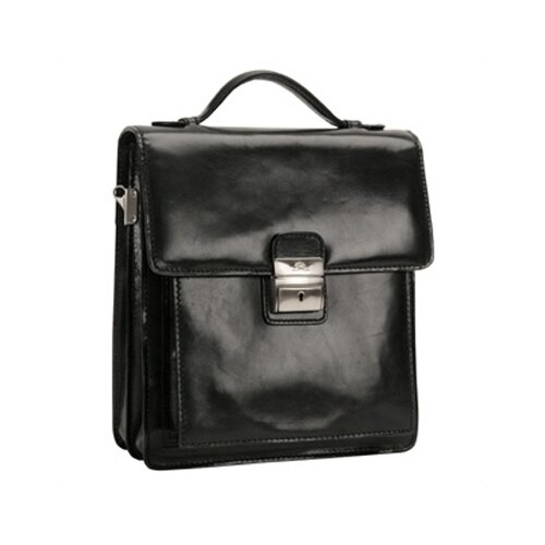 Tony Perotti Italico Treviso Carry Leather Briefcase