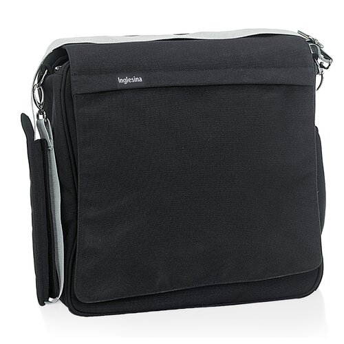 Quad Messenger Diaper Bag
