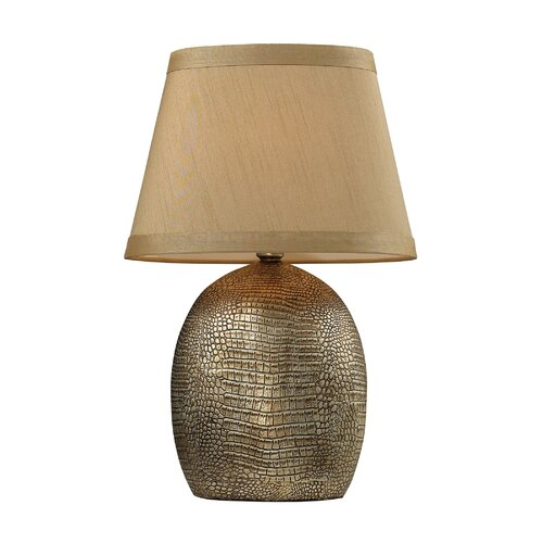 "Dimond Lighting Gilead 21"" H Table Lamp with Drum Shade"