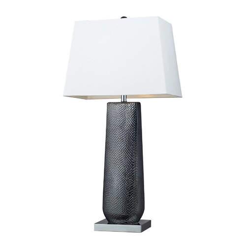 "Dimond Lighting Milan 35"" H Table Lamp with Rectangle Shade"