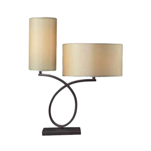 Dimond Lighting Greenwich 2 Light Table Lamp