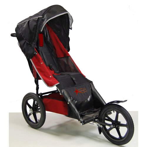 Adaptive Star Axiom Improv 2 Medical Mobility Push Chair Special Needs Stroller