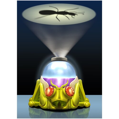 Insect Lore Live Bug Projector